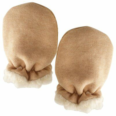 1 Pairs Newborn Infant Soft Cotton Fleece Baby Anti Scratch Mittens Gloves 2019