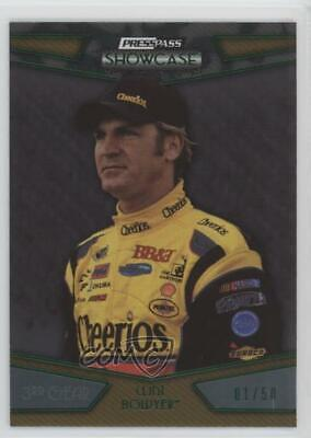 Auto Racing Cards 2011 Press Pass Showcase Green #23 David Ragan Racing Card Sports Trading Cards