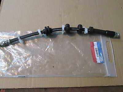 MERCEDES C CLASS FRONT BRAKE PIPE HOSE UNIPART GBH 967 NEW