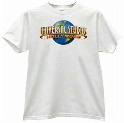 UNIVERSAL STUDIOS Hollywood Theme Park T-shirt