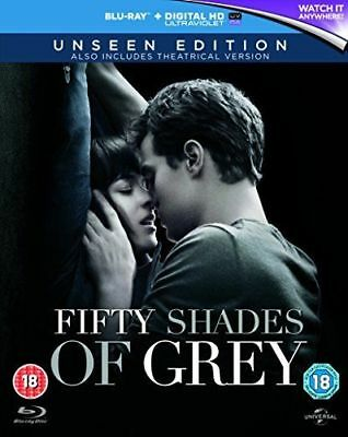 Cinquante Nuances de Grey : The Unseen Edition (Blu-Ray, 2015)