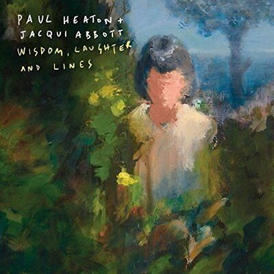 Paul Heaton + Jacqui Abbott ‎- Wisdom, Laughter & Lines (2015) CD NEW SPEEDYPOST