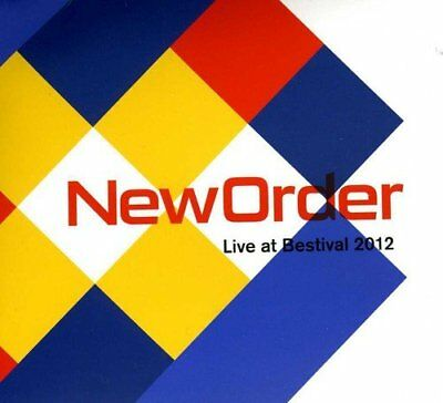 New Order - Live at Bestival 2012 (2013)  CD  NEW/SEALED  SPEEDYPOST
