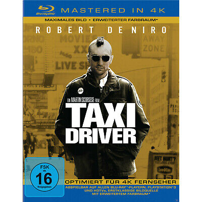 Taxi Driver (4K Mastered) - (Blu-ray)