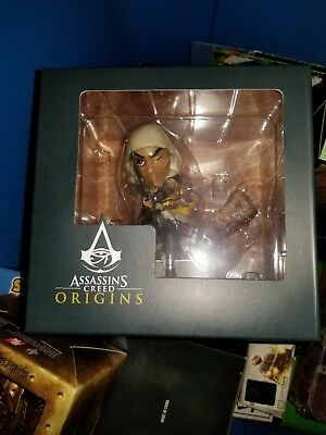 Assasin's Creed Origins Loot Crate Screenshots Bayek Action Figure New in Box