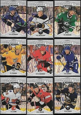 U PICK EM LOT 2018-19 18-19 Upper Deck UD Parkhurst Prominent Prospects card set