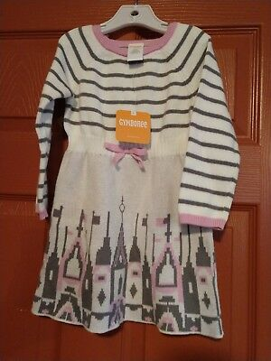 Gymboree girls fairytale Forest sweater size 2t nwt