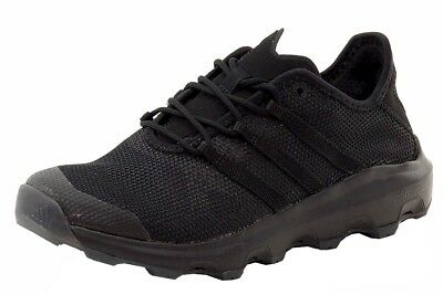 competitive price ccabf 9ad2c Adidas Climacool Voyager BlackShadowCore Hiking Sneakers Shoes Sz 910