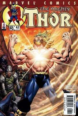 Thor (1998 series) #43 in Near Mint condition. Marvel comics [*9c]