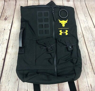 4f30c82aa07c Under Armour Project Rock 60 Duffle Bag Back Pack Brand New With Tags