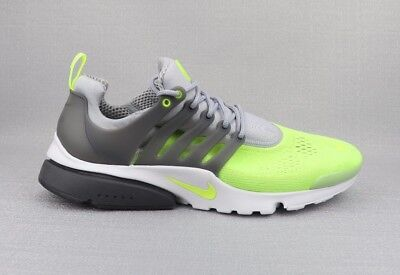 newest 840c2 9a2e3 Size 13 Mens Nike Air Presto Ultra Breathe Grey Volt White 898020 004