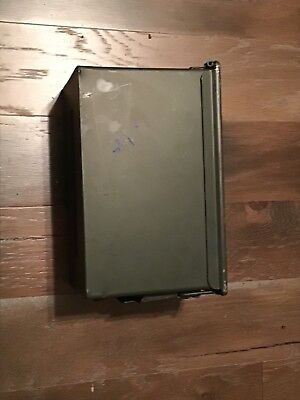 Large MILITARY GREEN AMMO CAN