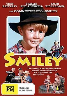 Smiley Dvd AUSTRALIAN MOVIE NEW AND SEALED