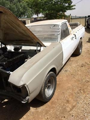 xw ford ute