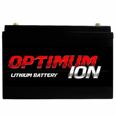 12v Lithium Ion 130a Battery re Charge Deep Cycle Sealed Volt Solar 4WD Caravan