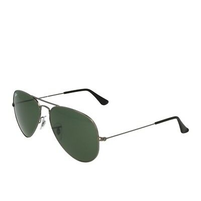 RAY-BAN AVIATOR CLASSIC Green - Polarised RB3025 004 58 58-14 - EUR ... 19a75352a622