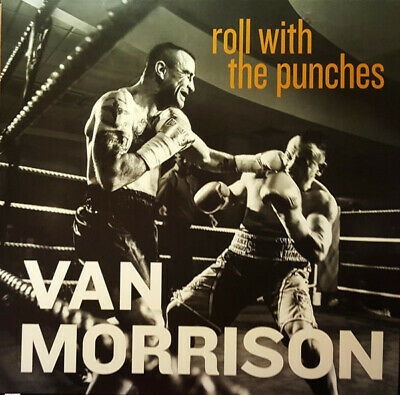 Van Morrison Roll With The Punches 180gm vinyl LP NEW/SEALED