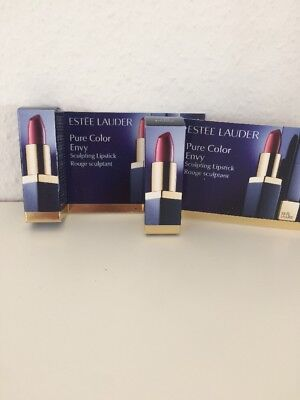NEU Estee Lauder Pure Color Envy Mini Lipstick 2 x 340 Envious Lippenstift