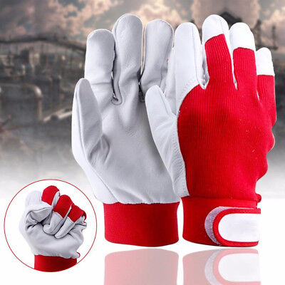 Finger Weld Monger Welding Gloves Heat Shield Cover Safety Guard Protection Work