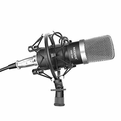 Neewer NW-700 professional condenser microphone set studio broadcasting and rec