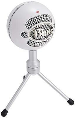 Blue Microphones Snowball iCE White - Dealer goods manufacturer's warranty 2 ye