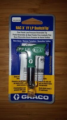 Graco Rac X FFLP 510 Fine Finish Paint Spray Tip Size 510
