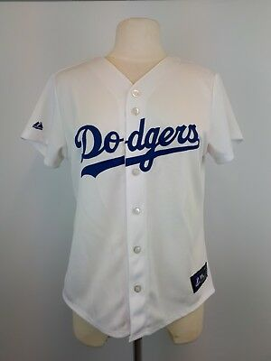 76a35dd3dbd LA Dodgers Jersey Top Shirt Official Baseball James Majestic MLB Cool Base  38