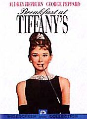 Breakfast at Tiffanys (DVD, 1999, Sensormatic) Brand New Audrey Hepburn
