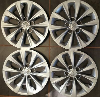 Four 16 2017 Toyota Camry Oem Hubcap Wheel Cover