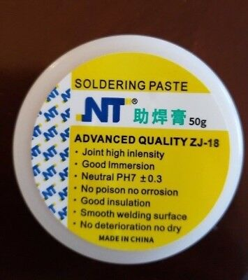 50g Rosin Soldering Flux Paste Solder Welding Grease Cream for Phone PCB Healthy