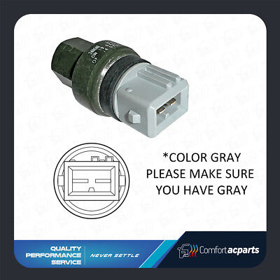 NEW Clutch Cycling Pressure Switch Replaces 1996-1993 GM cars 52458249 15-2960