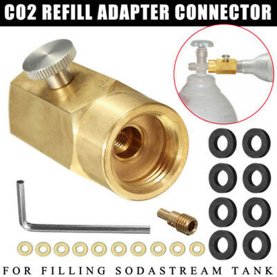 Anschlusskit Gewinde Kit Adapter Tank CO2 Soda Stream Tank