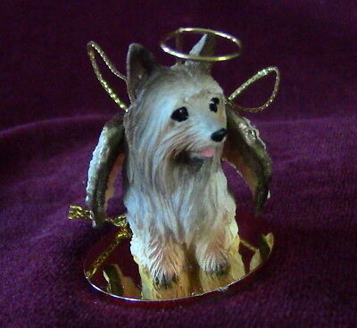 Silky Terrier Angel ~  Proceeds for Red Leash Rescue ~ Excellent Deal!