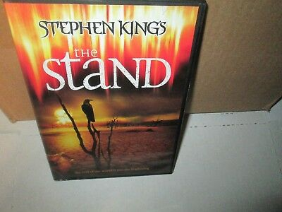 Stephen King's THE STAND rare (6 Hour) Horror Series dvd Set MOLLY RINGWALD 1994
