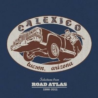 "Calexico ""Selections From Road Atlas 1998-2011"" Cd  New+"