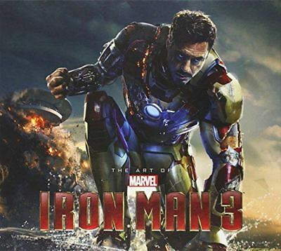 Marvel's Iron Man 3: The Art of the Movie Slipcase - Hardcover