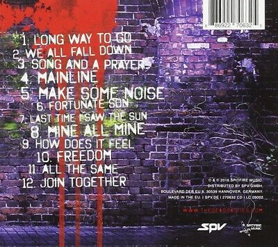 The Dead Daisies - Make Some Noise   Cd New+