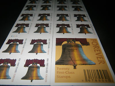 20 U.S. FOREVER POSTAGE STAMPS Never Expire