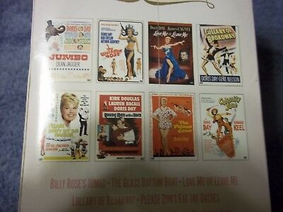 The Doris Day Collection   (DVD, 8-Disc Set) Brand New Factory Sealed Free Shipp