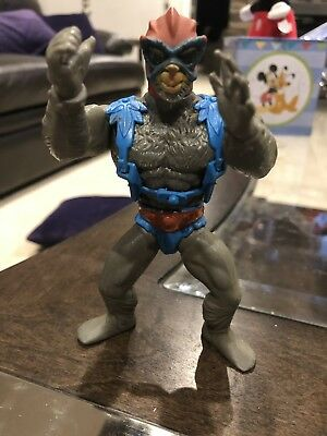 MASTERS OF THE UNIVERSE STRATOS Vintage He-Man Action Figure 1982
