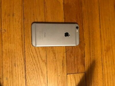 Apple Silver iPhone 6s Unlocked 64GB for parts only