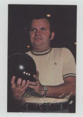1973 PBA Bowling #TOTU Tommy Tuttle Card
