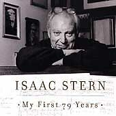 My First 79 Years, Stern, Isaac, Very Good
