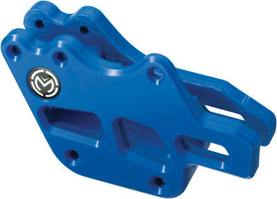 Moose Racing Blue 2 Piece Rear Chain Guide For Yamaha WR YZ 125 250 450 07-17