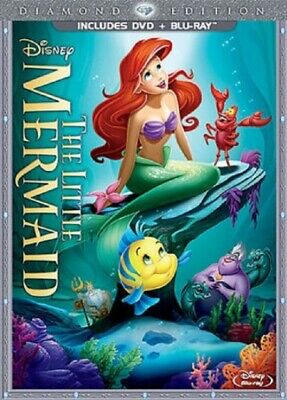 The Little Mermaid (Two-Disc Diamond Edition: Blu-ray / DVD in DVD Packaging), V