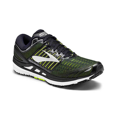 BROOKS TRANSCEND 5 Scarpe Running   Corsa UOMO  Varie Taglie   Black Nightlife  90d52cd7c1b
