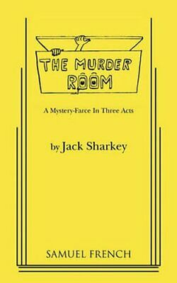 The Murder Room by Jack Sharkey (Paperback, 1977)
