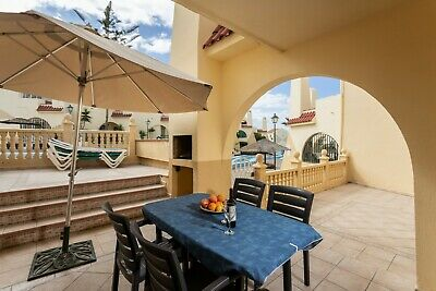 TENERIFE 2 bedroom villa - poolside, south facing, ground floor duplex