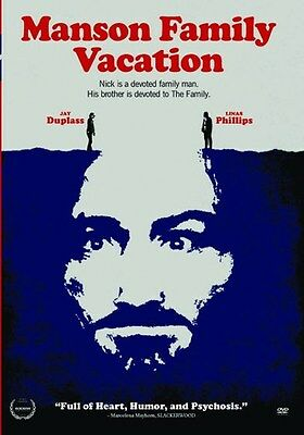 Manson Family Vacation (DVD,2015)
