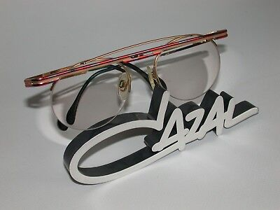 CAZAL Mod.748 col.405 TRUE VINTAGE GLASES Brille 80er Rarität in TOP Zustand